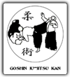 Goshin Ju Jitsu Kan Club Logo (Club Version)